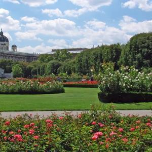 Volksgarten Wien